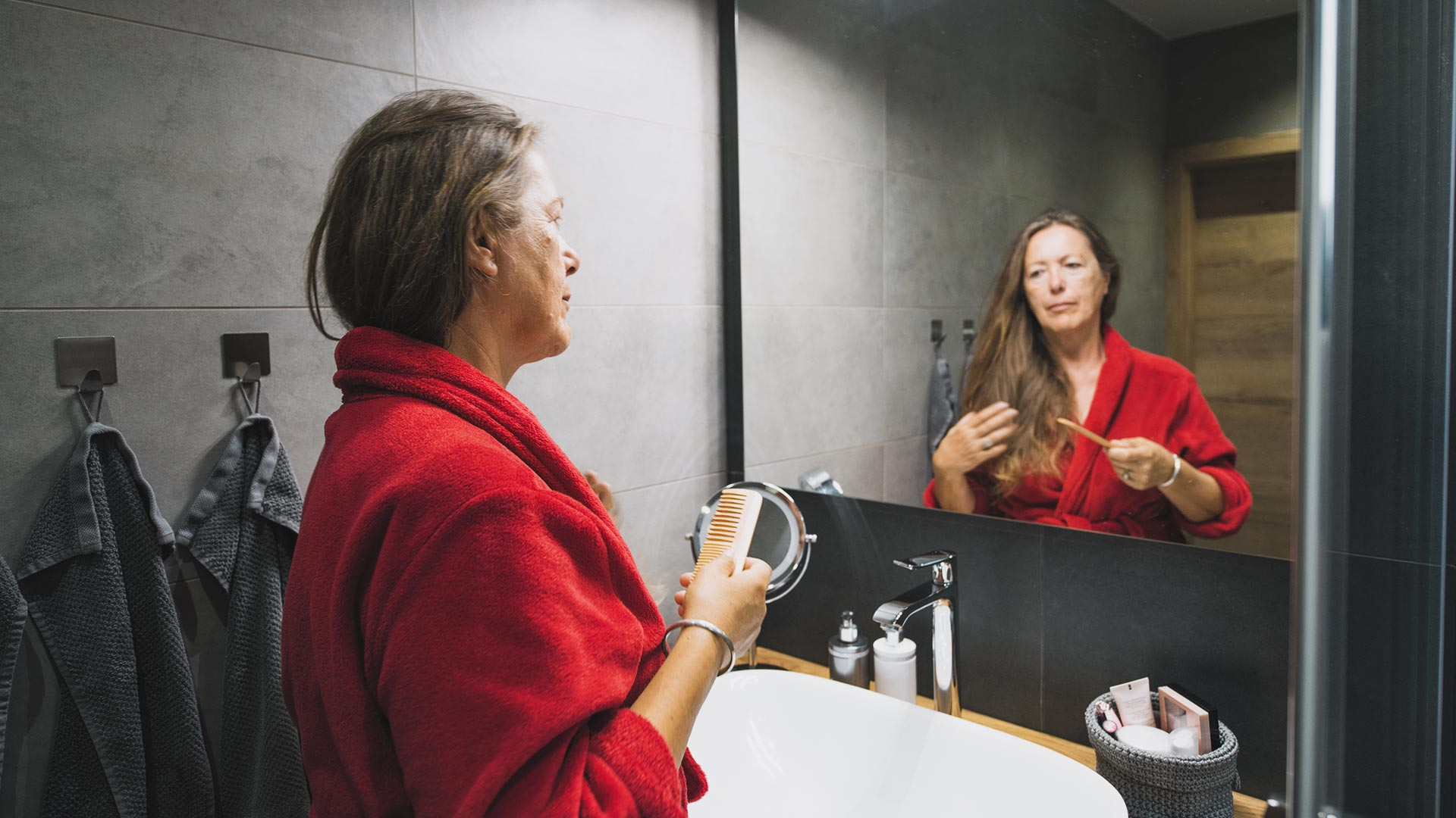 Combing Through the Causes of Female Hair Loss