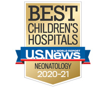 Badge Children's Hospital Neonatology
