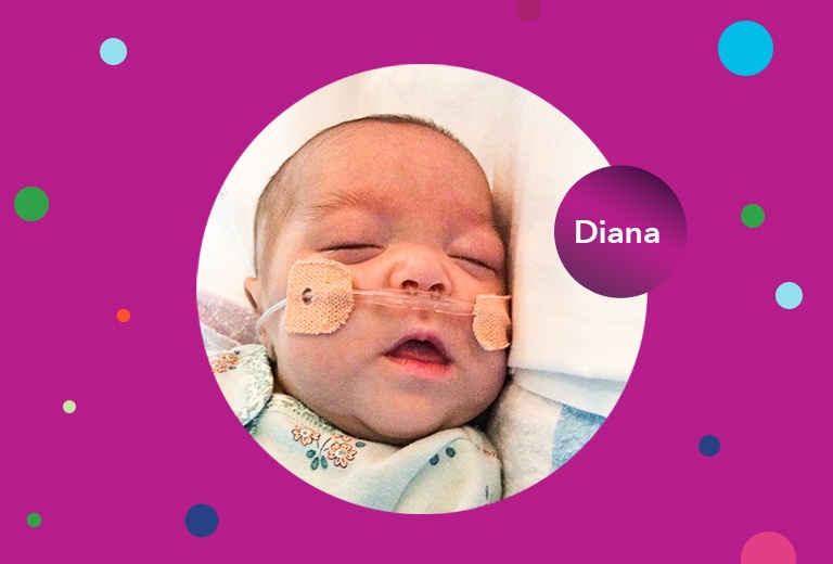 Diana | Prematurity Awareness Month