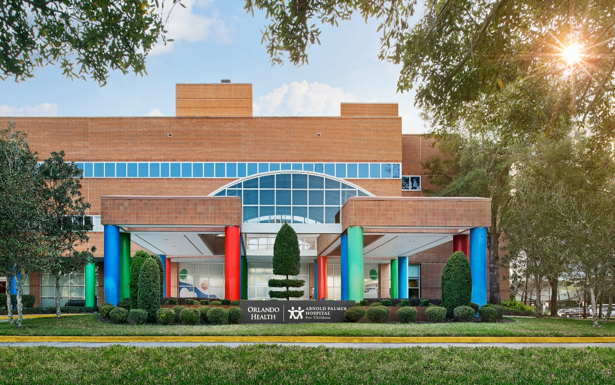 """Orlando Health Receives """"Best Children's Hospital"""" Designation in 5 Specialties"""