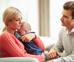 Survival Tips for Families: Adjusting to Life After Baby