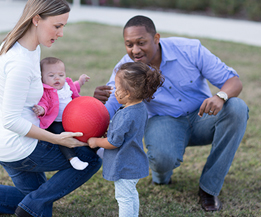 It Takes a Village: Building a Strong Community for Baby