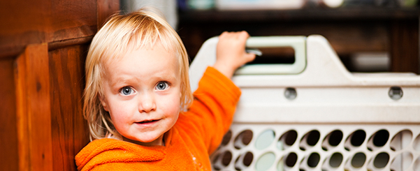 Child-Proofing for a Toddler