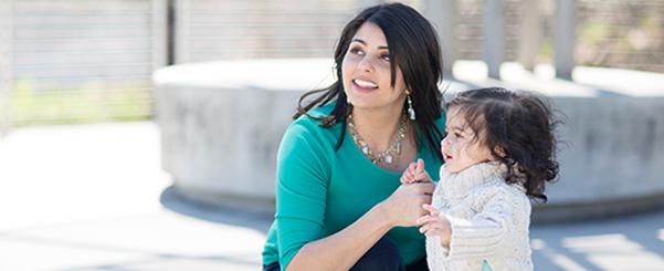 Teaching Baby to Talk
