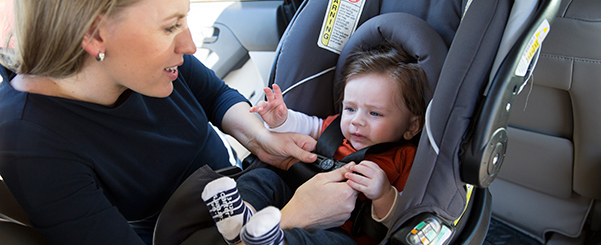 Car Seat Safety as Baby Grows