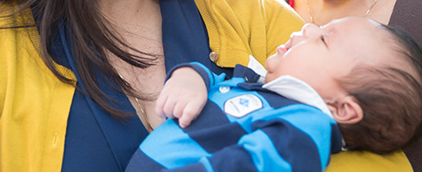 Getting Grandparents up to Speed on Baby Care