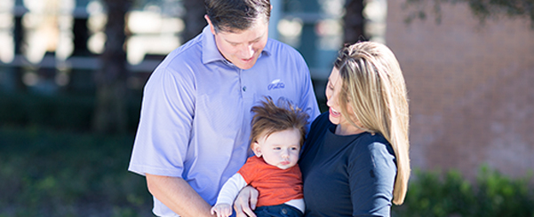 Parenting Partners: Caring for Baby Takes Teamwork