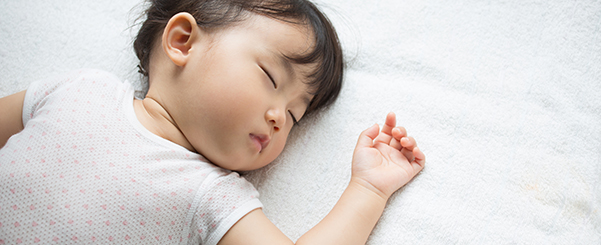 Healthy Sleep Habits for Your Baby